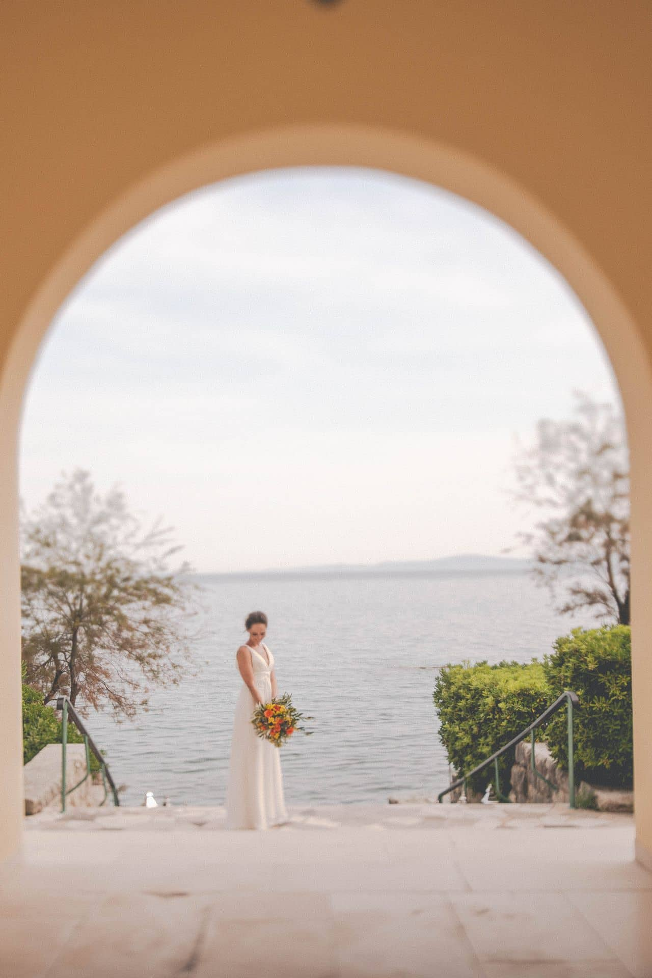 wedding photographer split villa dalmatia