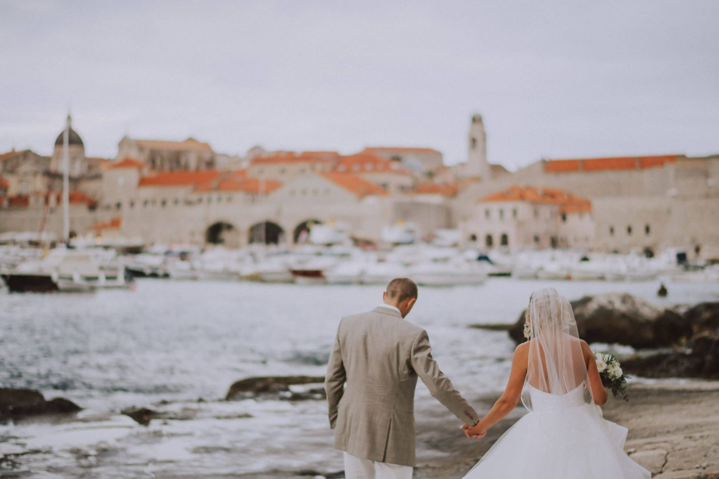 destination wedding photographer dubrovnik dalmatia croatia moon weddings