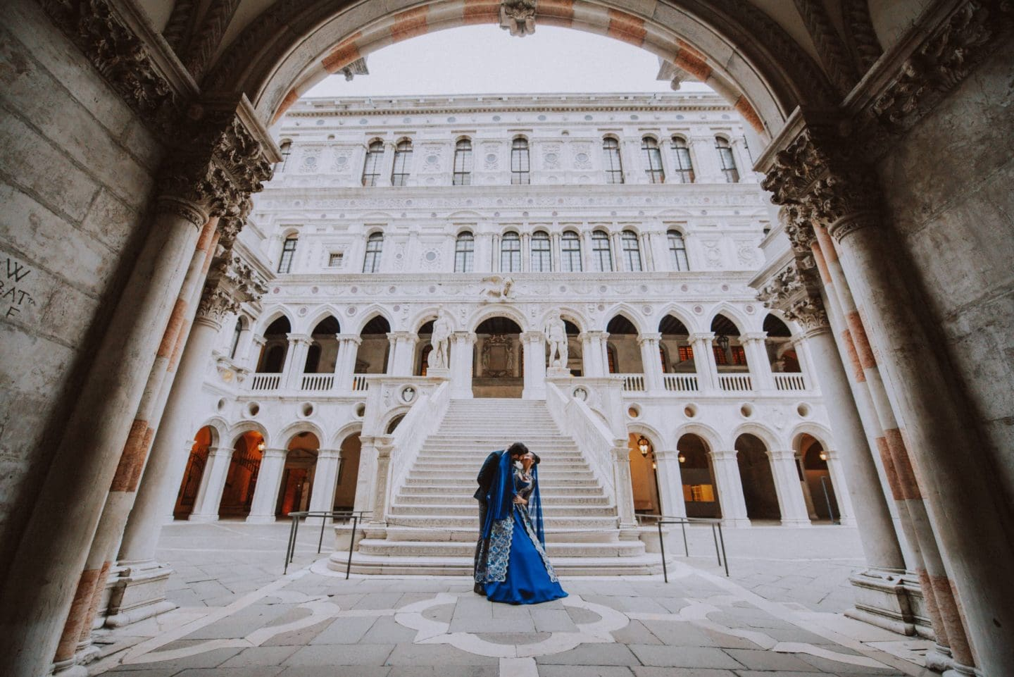best places weddings honeymoon engagement photos venice doges palace